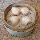 笋尖蝦餃  $7.20