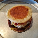 Sausage Egg Muffin  $10