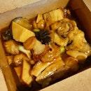 雙冬蒜子燜巴丁魚  $27.80