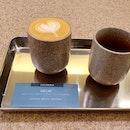 Espresso & Piccolo Latte  $9