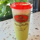 Milk Green Tea  $3.80