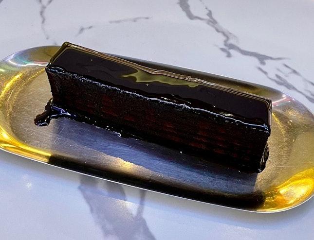 Super Stacked Chocolate Cake  $7.90