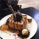 Ferrero Rocher Shibuya Toast
