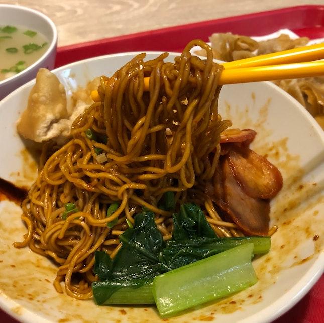Wanton Noodles ($4.20)