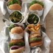 Delicious Vegetarian Burgers