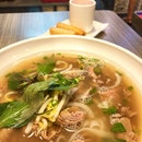 Their pho didn't make a lonely OL's solo lunch break any better...