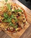 Japanese Escargot Pizza 🍕