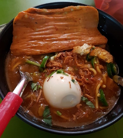 Siti Nur Liyana Mee Rebus (Adam Road Food Centre) | Burpple - 4 Reviews -  Bukit Timah, Singapore