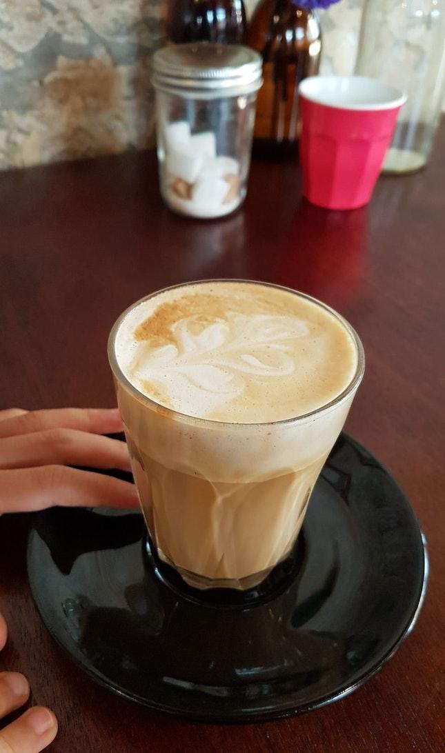 Cafe Latte ($5.50)