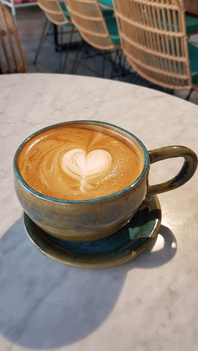 Latte ($5)