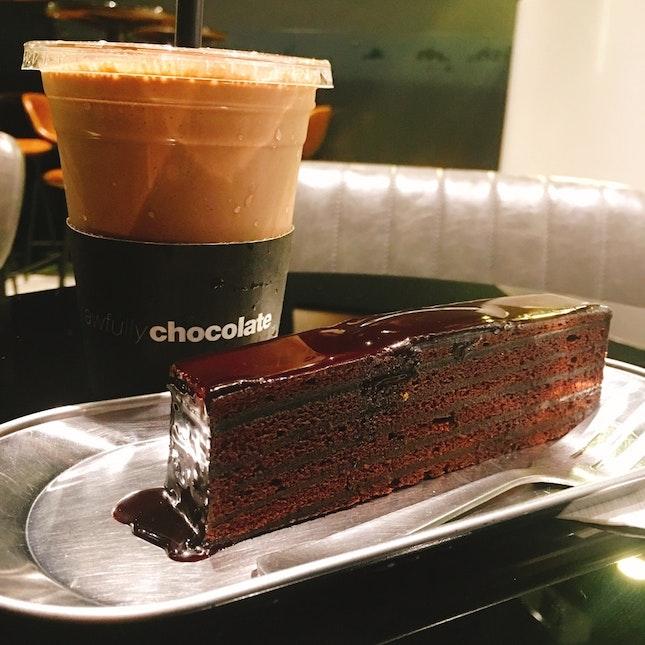 Awfully Chocolate ❤️