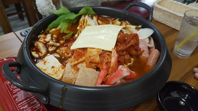 Halal Korean