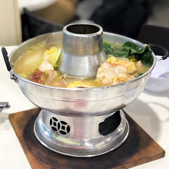 @ Hualong Fishhead Steamboat Steamboat from the other day!