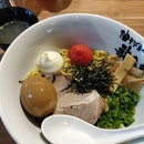 Mazesoba With Cod Roe And Mayonaise (4/5⭐)