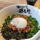 Mazesoba Nagoya Style (3/5⭐)