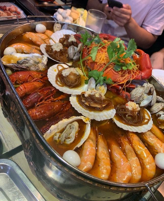 Buffet or platter?