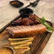 Char Side Roast Pork Platter ($17 Medium)