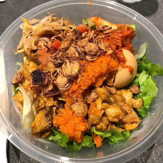Pork Belly Bowl $8.50