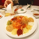Another yummy Prosperity Yu Sheng, this time round from Jumbo Seafood!!!