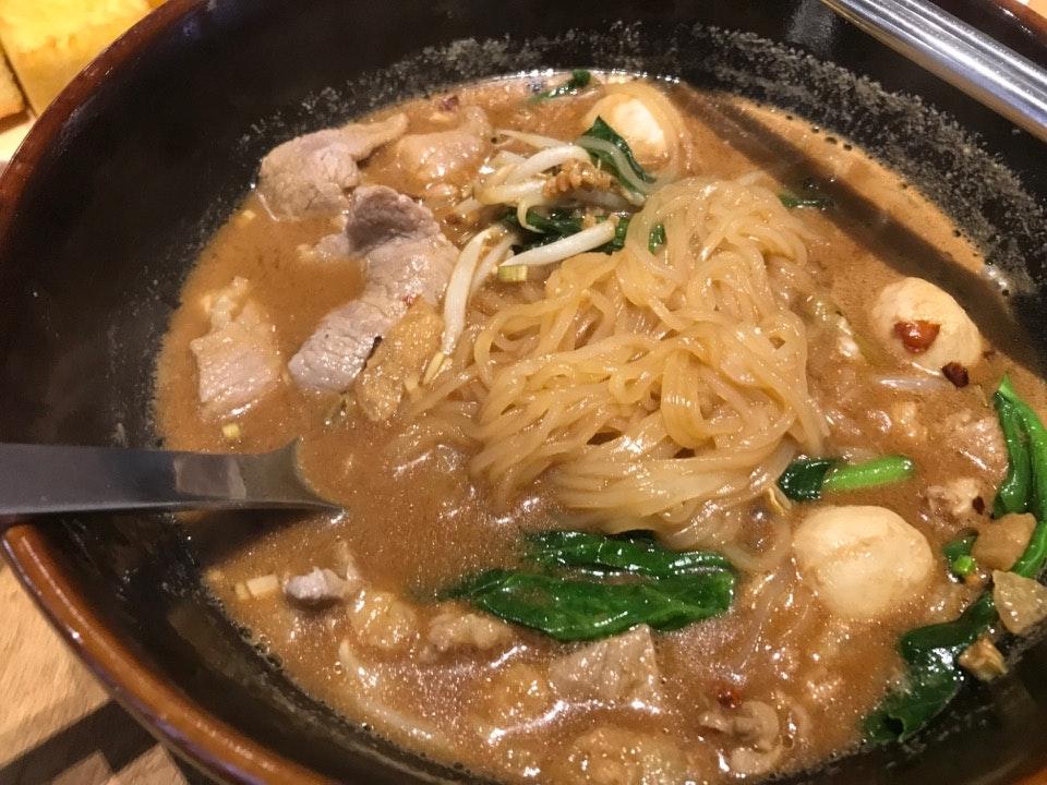 Boat Noodle $18