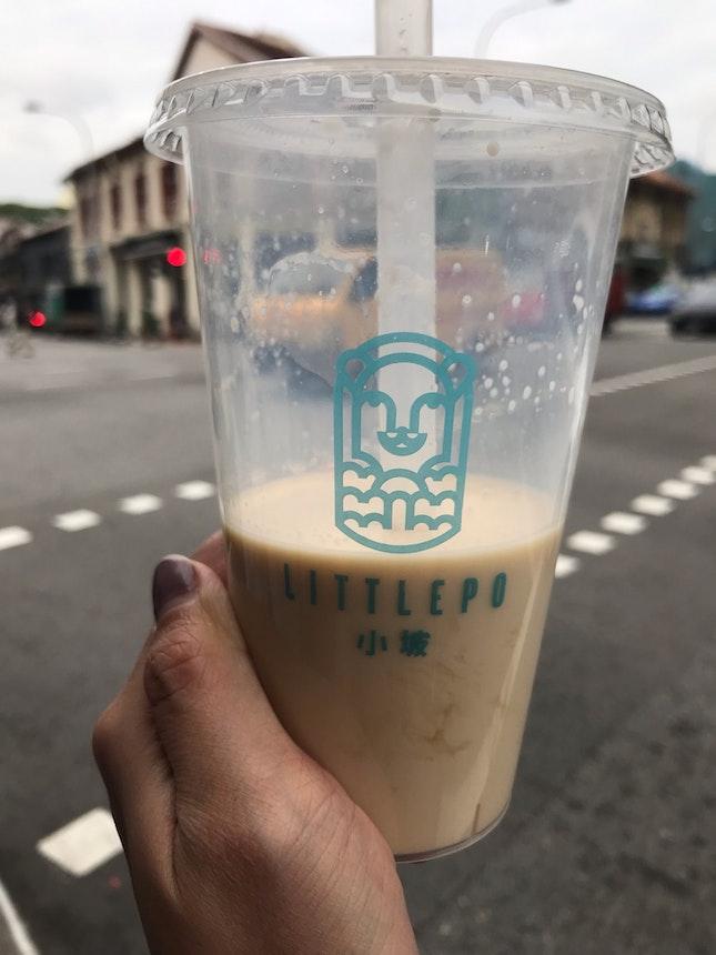 Lapsang Souchong Milk Tea