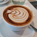 Cappuccino ($5)