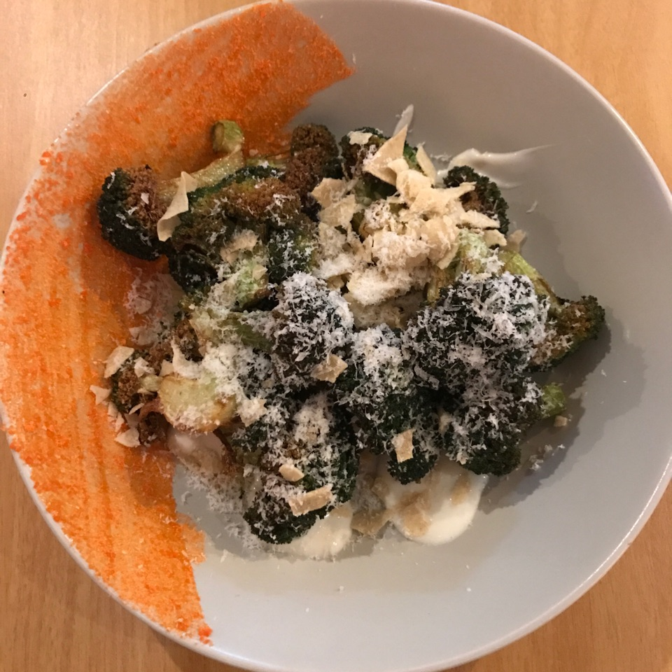 Aburi Broccoli Salad