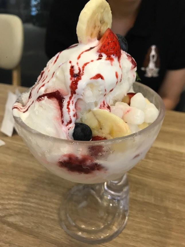 Yougurt Berry