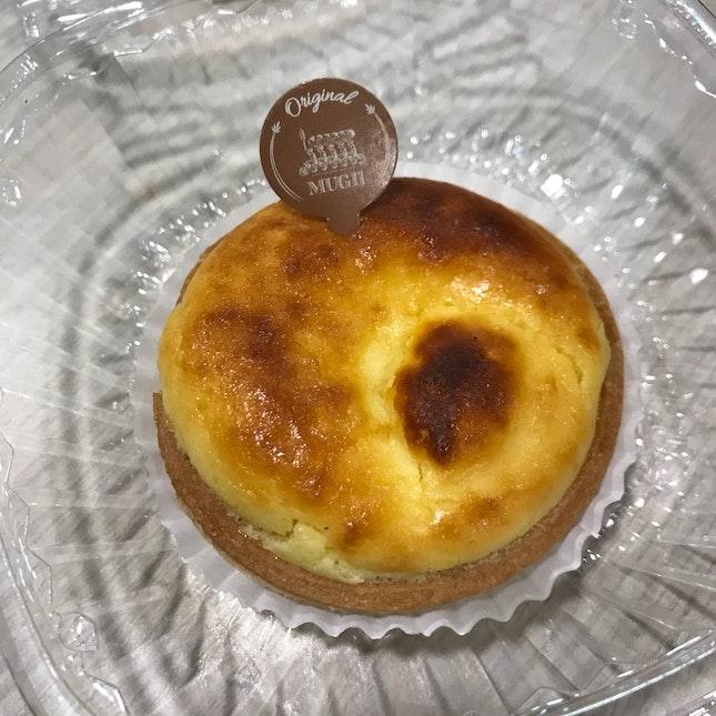 Original Souffle Tart ($3)