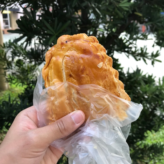 Nostalgic Traditional Chinese Pastry