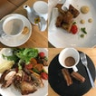 A 3-Course Fancy Lunch Admist Work