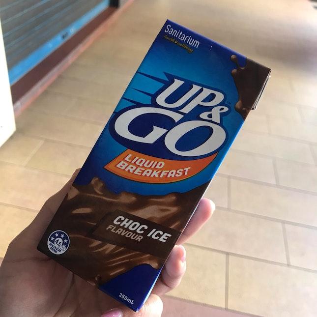 Up & Go Liquid Breakfast