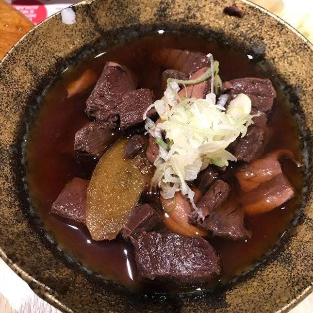 Tuna Soup