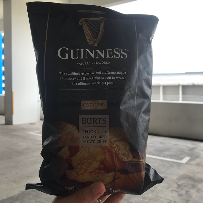 Guinness Thick Cut Chips