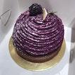 Kumamoto Purple Sweet Potato Tart