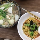 Abalone Seafood Ba Cho Mee