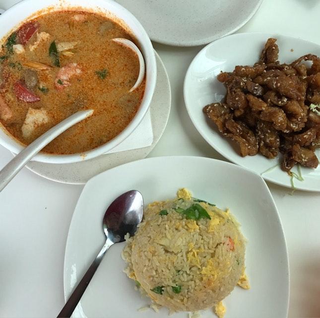 Affordable Thai Food