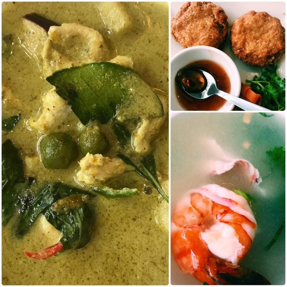 Strong Thai Tastes