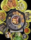Marina Bay BBQ Steamboat Buffet