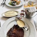 Ribeye Steak X Truffle Mash