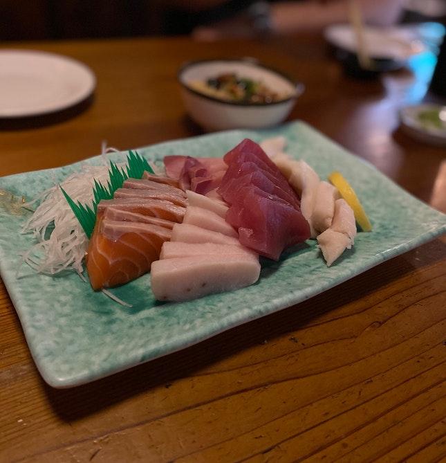 Super Fresh Salmon & Swordfish
