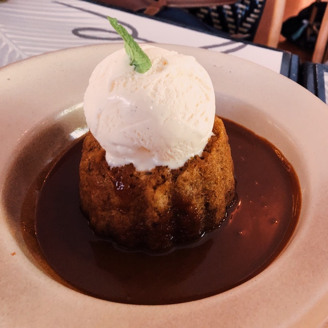 Best Sticky Date Pudding