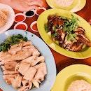Ah Tai Hainanese Chicken Rice (Maxwell Food Centre)