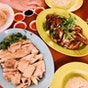 Ah Tai Hainanese Chicken Rice (Maxwell Food Centre)