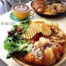 #theowlscafe #cafehopping #theowlscafebj #cafe #brunch #coffee #croissant #holiday #yummy #sedap #makanmakan #pcgastronomyjourney #burpple #burpplemalaysia #burpplekl