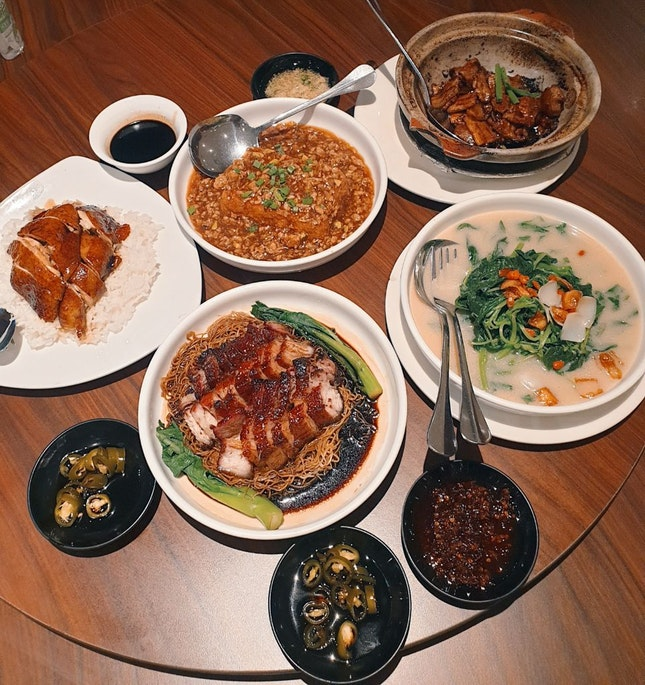 My favourite chinese restaurant in Bangsar
