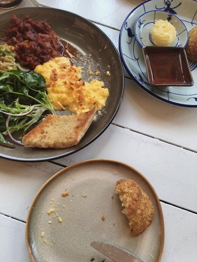 Breakfast At Nosh.