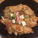 Shogayaki Pork Donburi