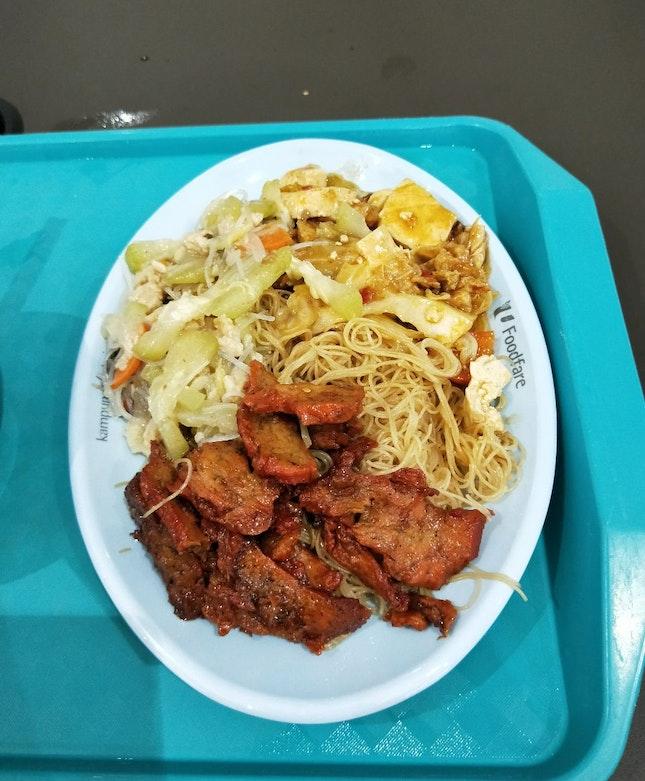 Affordable Vegetarian Food