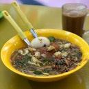 Selamat Datang Warong Pak Sapari (Adam Road Food Centre)